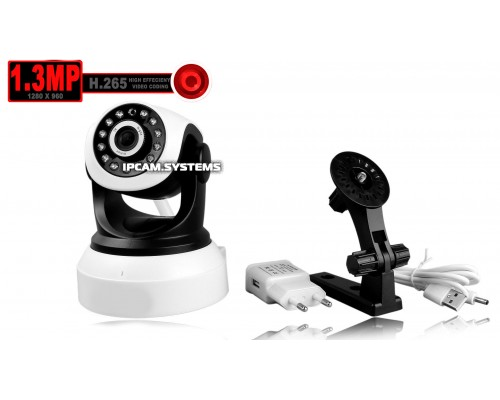 WIFI CAMERA SWIVEL PTZ 388